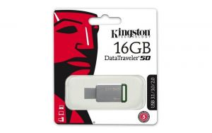 Kingston USB 3.0 DATATRAVELER 50 16GB