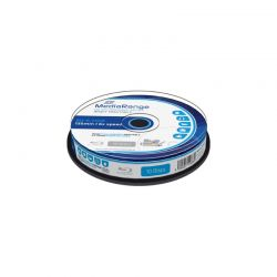 MediaRange Blu Ray BD-R 6x Printable Cake (10) /MR500/