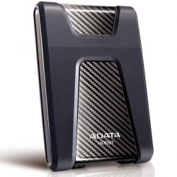 Adata HD650 DashDrive Durable 1TB ext. 2.5 HDD USB3.0 black
